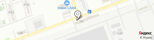 Авто-китаец64 на карте Энгельса