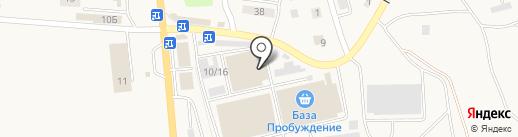 Автодизель на карте Пробуждения