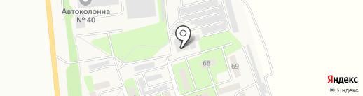 Колибри на карте Пробуждения