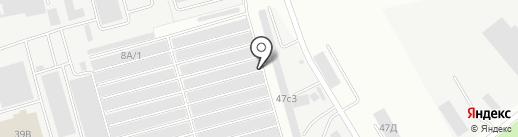 Мастерская кузовного ремонта на карте Энгельса