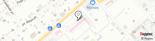 Городская больница №2 на карте Энгельса