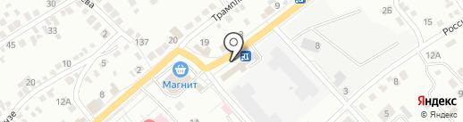 Продукты Поволжья на карте Энгельса