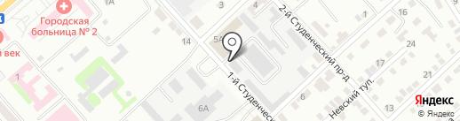 Expresspart на карте Энгельса