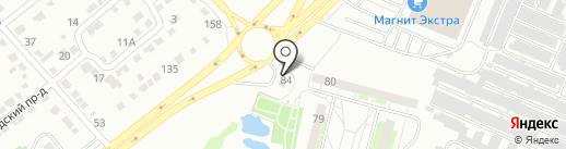 Старт Авто на карте Энгельса