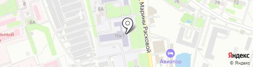 ДЮСШ в г. Энгельсе на карте Энгельса