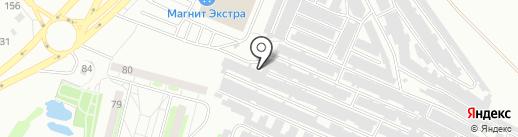 Мастерская двигателей ВАЗ на карте Энгельса