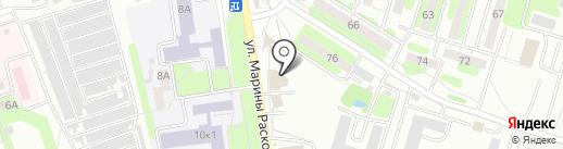 Домашний очаг на карте Энгельса
