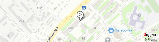 Кега на карте Энгельса