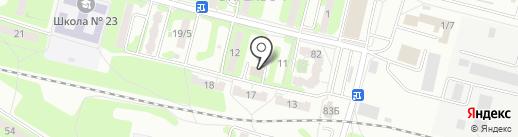 Кафе-бар на карте Энгельса