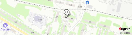 Банкомат, Газпромбанк на карте Энгельса