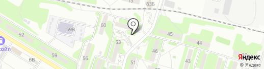 Живой источник на карте Энгельса
