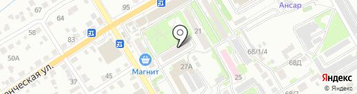 Почта Банк, ПАО на карте Энгельса