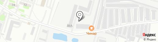ПБ-строй на карте Энгельса