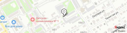 РефАвто64 на карте Энгельса
