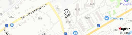 Пивная галерея на карте Энгельса