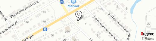 Магазин цветов на Студенческой на карте Энгельса