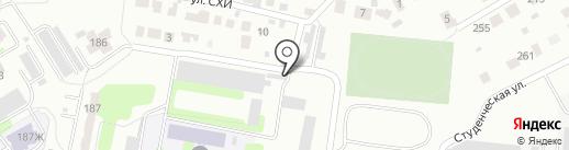 Гидросервис64 на карте Энгельса
