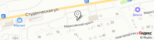 СтройОПТ на карте Энгельса