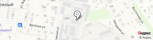 Покровская тротуарная плитка на карте Прибрежного