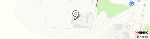 Картон-Плюс на карте Придорожного