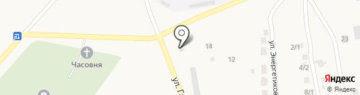 Строительный магазин на карте Красного Яра