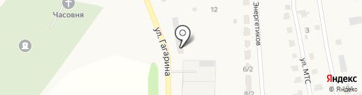 СтройБат на карте Красного Яра
