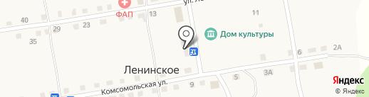 Qiwi на карте Ленинского