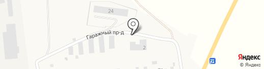 Автотехцентр на карте Ишлей