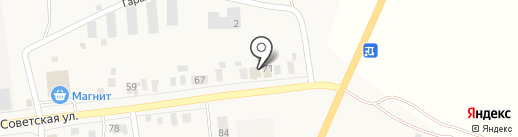 АВТОДОМ на карте Ишлей