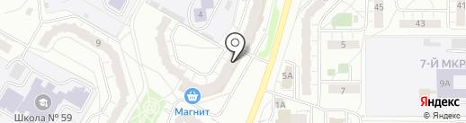Вита-экспресс на карте Чебоксар