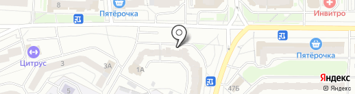 Valua на карте Чебоксар