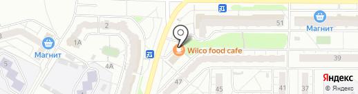 Первая пекарня на карте Чебоксар