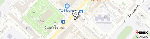 СрочноДеньги на карте Чебоксар