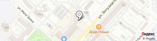 Мебель доступная всем на карте Чебоксар