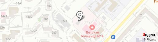Центр тонировки автостекол на карте Чебоксар