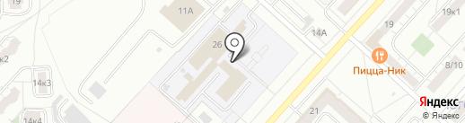 Like на карте Чебоксар