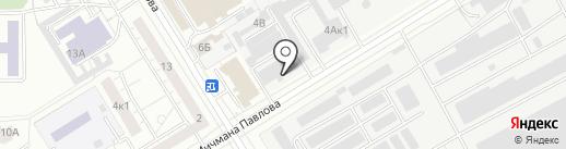 Ремонт бытовой техники на карте Чебоксар