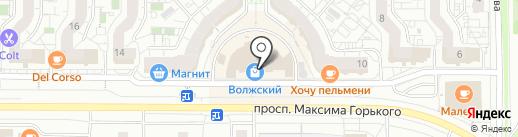 Банкомат, Банк ВТБ 24, ПАО на карте Чебоксар