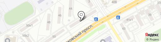 Фабрика знаний на карте Чебоксар