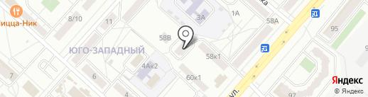 Доктор Соркин на карте Чебоксар