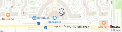 Coffee Like на карте Чебоксар