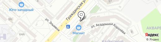 ЗдравСити на карте Чебоксар