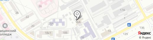 МебельЧеб на карте Чебоксар