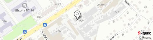 СЕТЕВОЙ БИЗНЕС ЦЕНТР на карте Чебоксар