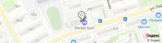 Kaysarow & Ovas на карте Чебоксар