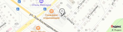 АвтоГавань на карте Чебоксар