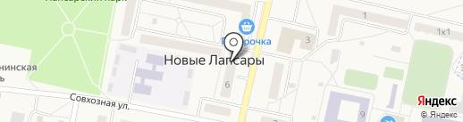 Расчетный центр на карте Чебоксар