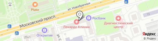 Работа-это проСТО на карте Чебоксар