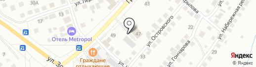 Специалист на карте Чебоксар