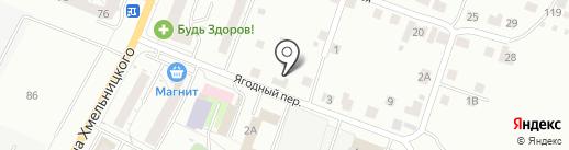 Доктор шин на карте Чебоксар